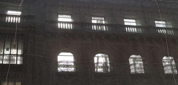 Balcones a la intemperie.  Foto R.Puig