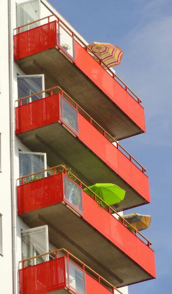 Balcones de Eriksberg. Foto R.Puig