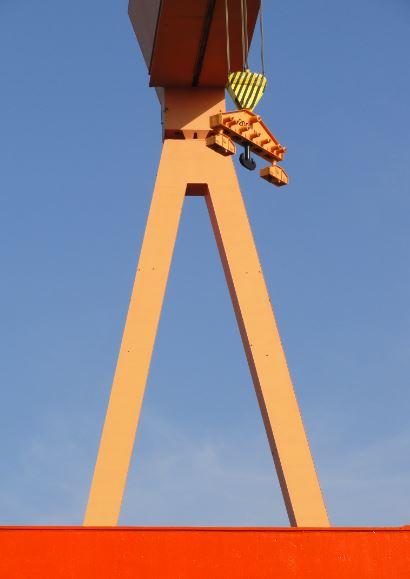 En los muelles de Eriksberg. Foto R.Puig