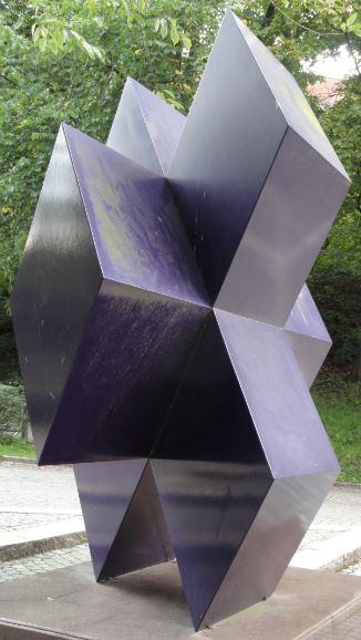 Incantatio. Roland Borén 1992. Foto R.Puig