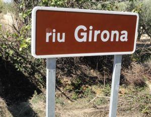 Riu Girona en la Vall d'Alcalá. Foto R.Puig