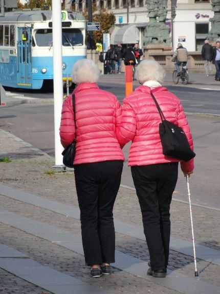 Se nos escapa el tranvía. Foto R.Puig
