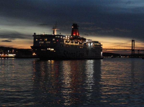 E la nave va. Foto R.Puig