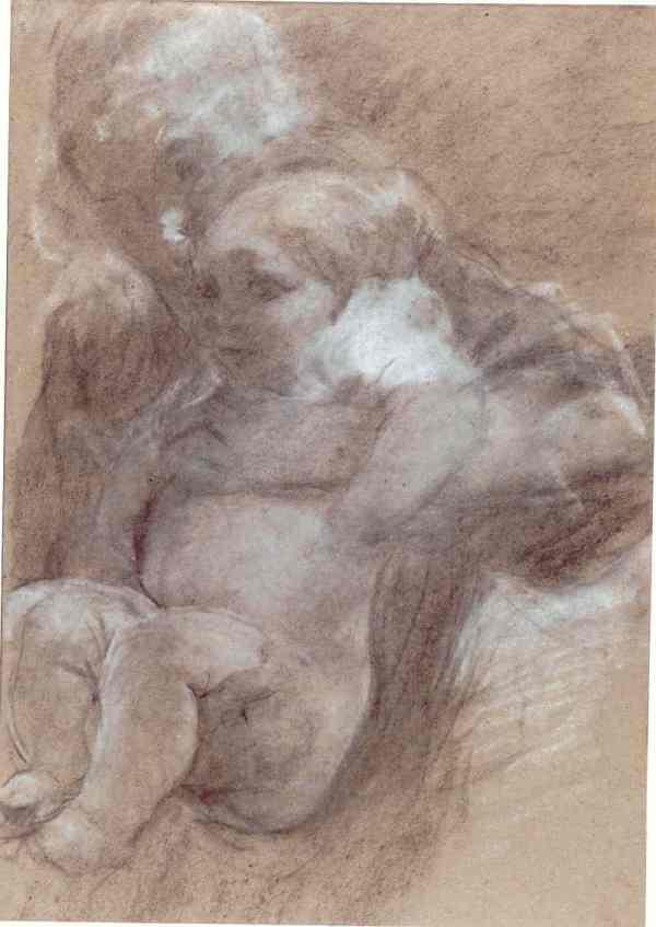 Sorolla. Boceto para El baño 1899