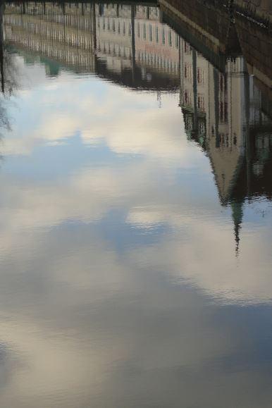 Aguas que visten cielos. Foto R.Puig