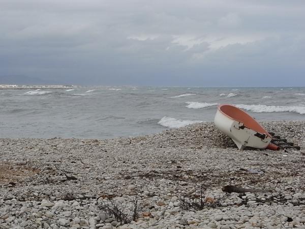 Mar brava. Foto R.Puig