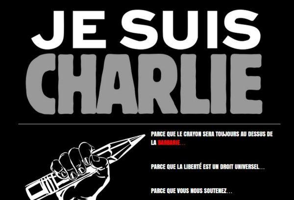 De la página web de Charlie Hebdo el 8 de enero