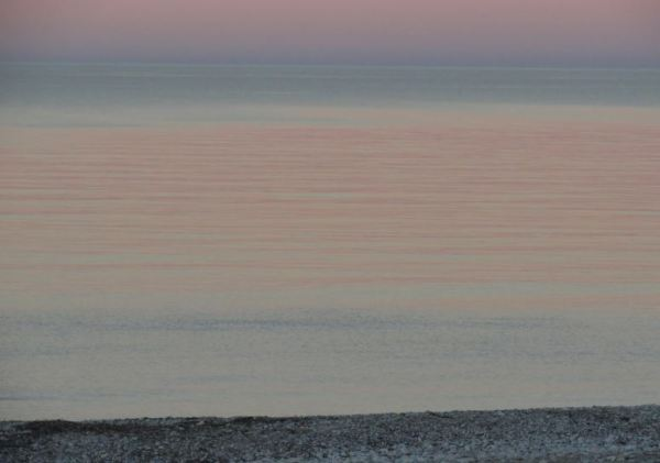 El mar es un olvido. Foto R.Puig