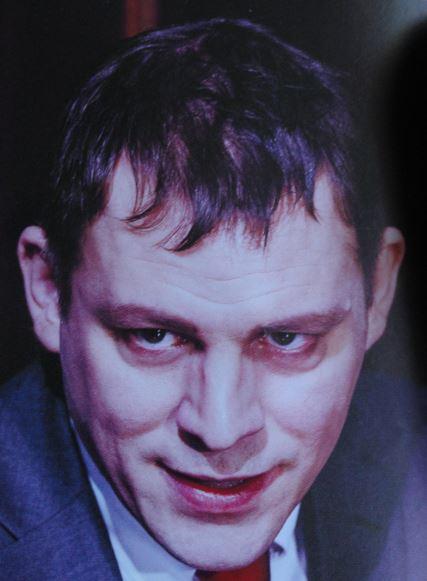 Eric Ericson como Tartufo. Stadsteater. Göteborg