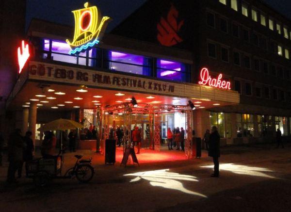 La sede del XXXVIII Festival de Cine de Gotemburgo. Foto R.Puig