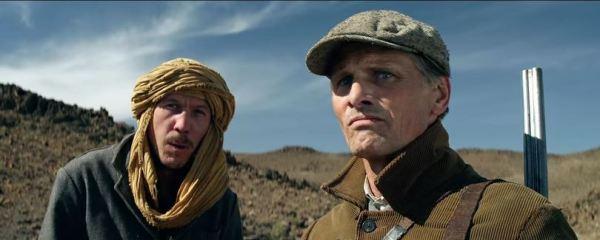 Viggo Mortensen y Reda Kateb  en Loin des hommes de David Oelhoffen