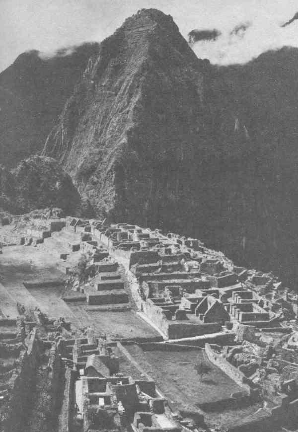 Machu Picchu Foto de Manuel Scollo