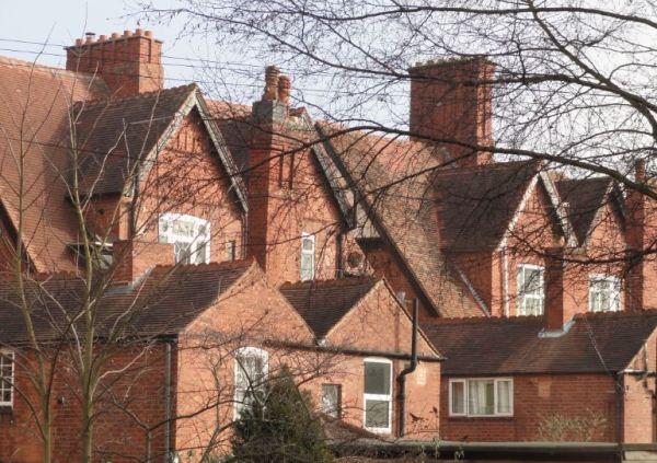Casas victorianas renovadas. Leicester. Foto R.Puig