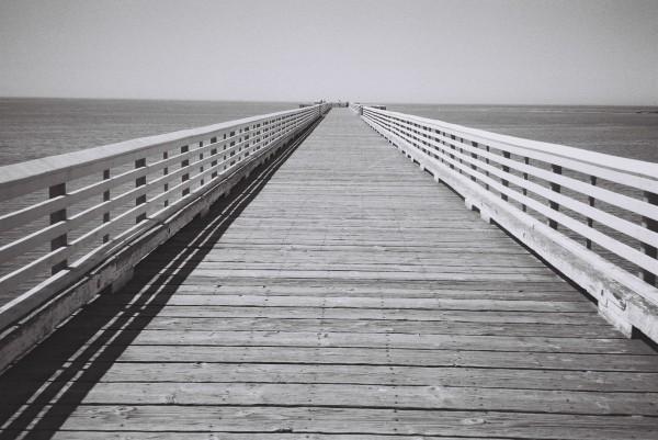 Elogio de la proporción. En la costa del Big Sur. California. Foto R.Puig