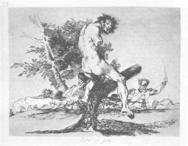 Goya. Esto es peor