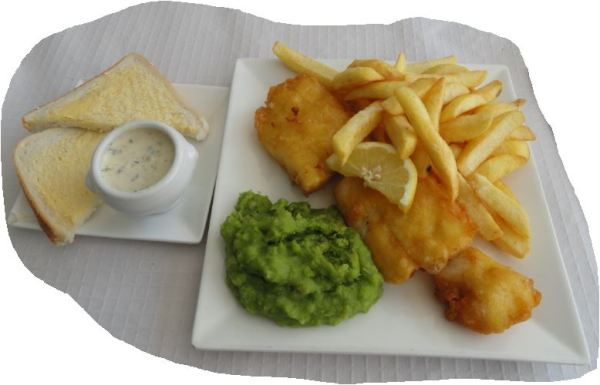 Fish and Chips made in Els Poblets. Foto R.Puig