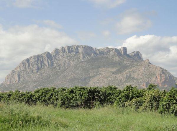 Vista del Segaria desde els Poblets. Foto R.Puig