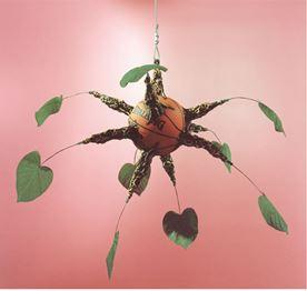 Johan Zetterquist. Basket Flower 2001. Galería Andréhn-Schiptjenko. 2001