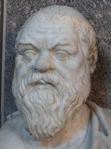 Sócrates. Museo Pío Clementino Ciudad del Vaticano. Foto R.Puig