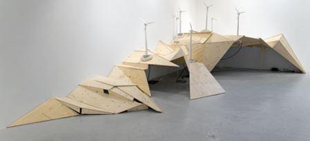 Una proppuesta de eolianos contestatarios de Johan Zetterquist. Facultad de Arte. Goteborg