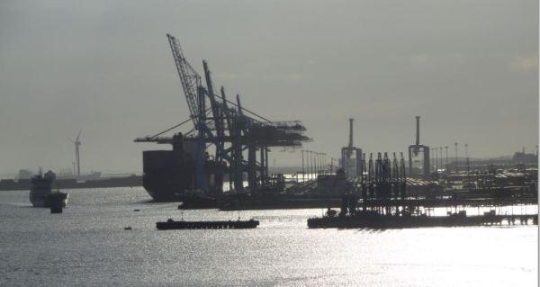 El puerto de Gotemburgo. Foto R.Puig