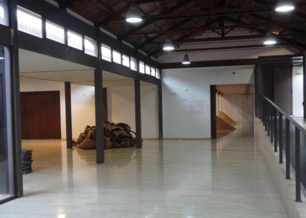Centro Germans Ivars. Benissa. La exposicion de Joan Esquerdo. Foto R.Puig