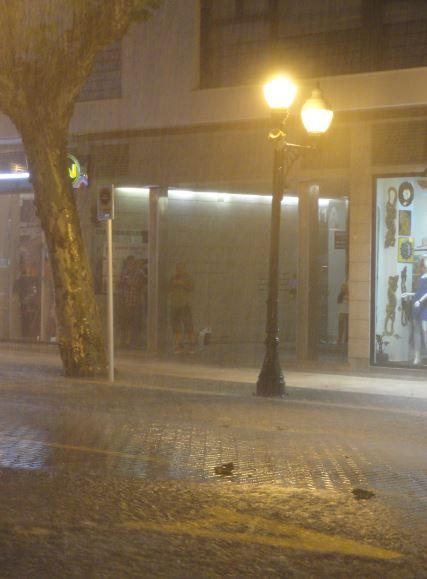 Denia la nuit. Foto R.Puig
