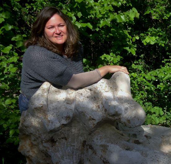 Oriana Impei. Profesora de Escultura de la Accademia di Belle Arti de Roma