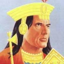 El Inca Pachacutec. Fuente Monografías.com