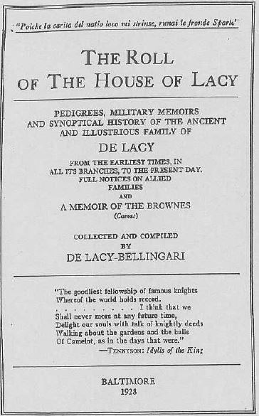 Portada del Registro de Baltimore 1928. Foto R.Puig