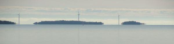 Vänern. Suecia. Foto R.Puig