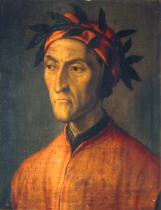 Escuela italiana. Dante Alighieri. Wikimedia