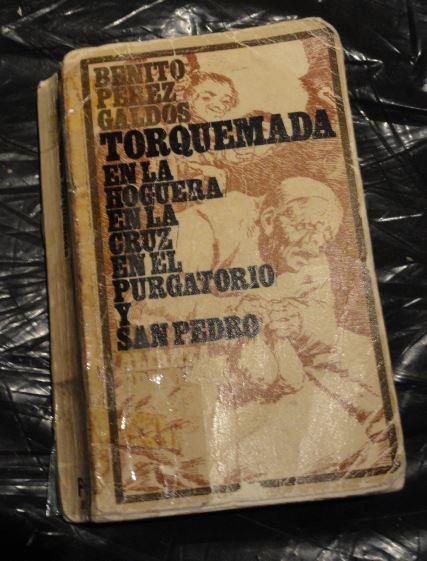 Las novelas de Torquemada. Foto R.Puig