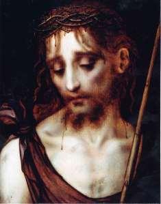 Luis de Morales. Eccehomo. Colección Placido Arango. Foto Caylus