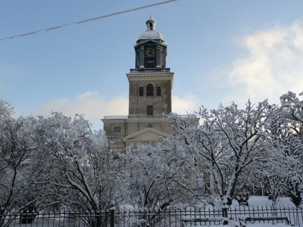 La catedral de Gotemburgo. Foto R.Puig