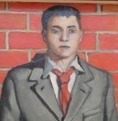 Wróblewski. Ejecución frente a un muro. Detalle. 1949. Foto R.Puig
