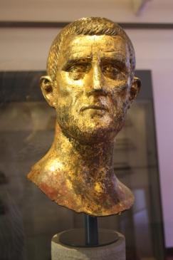 Claudio II. Museo de Santa Giulia. Brescia. Foto Giovanni Dal'Orto