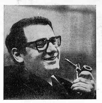 Umberto Eco. Hacia 1965