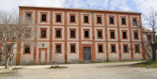 La La fábrica de harinas. Santa Eulalia. Foto R.Puig