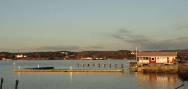 Atardecer en la costa de Särö. Foto R.Puig