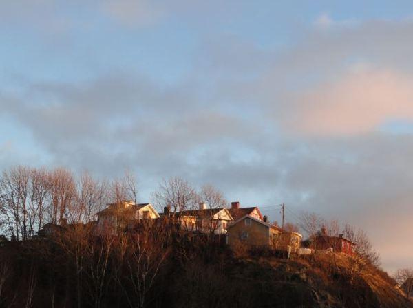 Atardecer en Slottsberget. Foto R.Puig