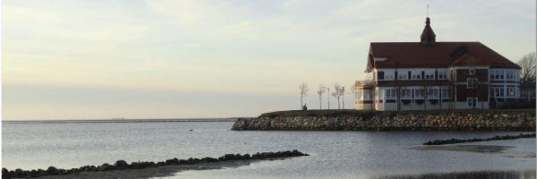 Clinica frente al mar en Landskrona. Foto R.Puig