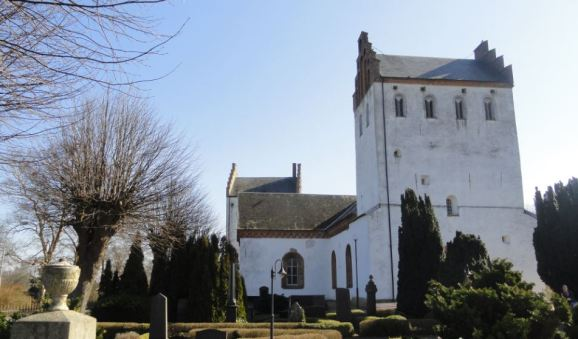 Iglesia de Löderup. Siglo XII. Foto R.Puig
