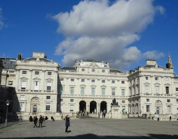 The Courtauld Gallery. Somerset House. Londres. Foto R.Puig.