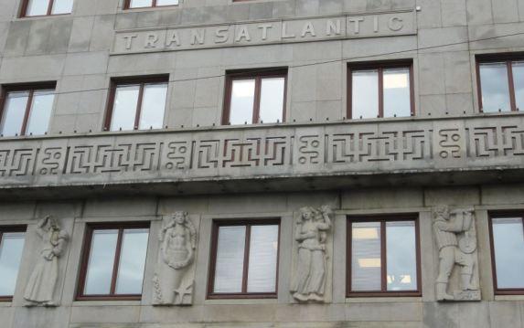 La Casa del Mundo. Fachada. Gotemburgo. Foto R.Puig