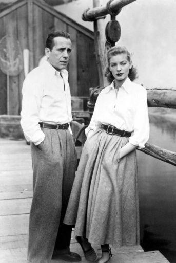 Los pantalones de Humphrey Bogart