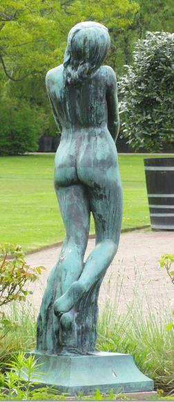 """""""Niebla"""". Escultura de Gusten Lindberg. Trägårdsföreningen. Gotemburgo. Foto R.Puig"""