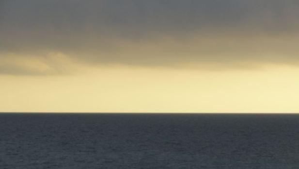 El mar medita. Foto R.Puig