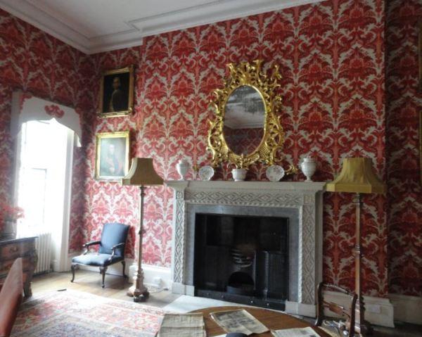 Interior. Croft Castle. Foto R.Puig