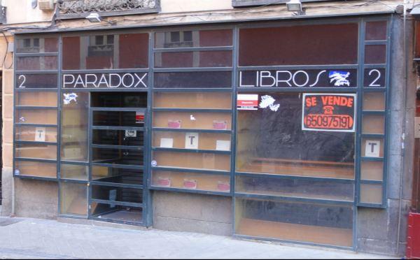 Madrid. Entre todos la mataron...Foto R.Puig